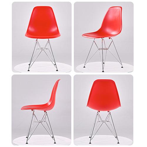 Harbingel Chair with Chrome Eiffel Legs