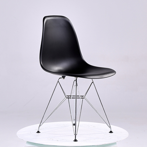 Harbingel Chair with Chrome Eiffel Legs Image 6