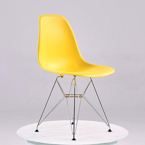 Harbingel Chair with Chrome Eiffel Legs Image 7