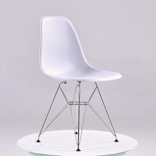 Harbingel Chair with Chrome Eiffel Legs Image 8