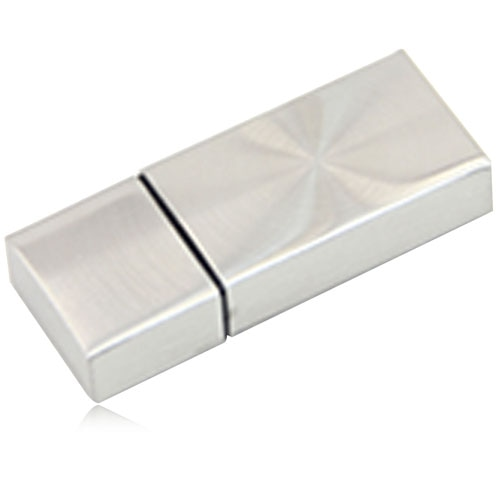 2GB Premium Metal Flash Drive Image 1