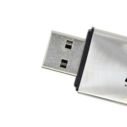 4GB Premium Metal Flash Drive Image 7