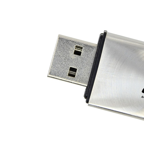 8GB Premium Metal Flash Drive Image 7