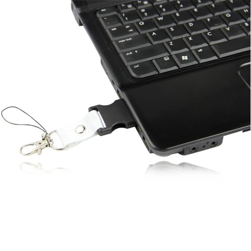 4GB Lanyard Flash Drive Image 3