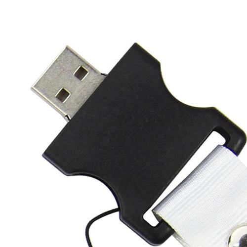 16GB Lanyard Flash Drive
