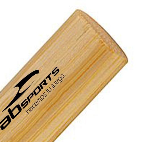 2GB Bamboo USB Flash Drive Image 3
