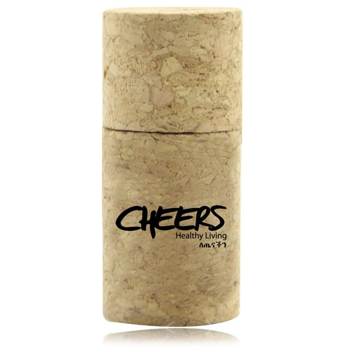 2GB Wine Cork USB Flash Drive Image 1