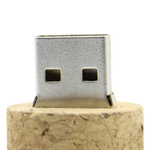 2GB Wine Cork USB Flash Drive