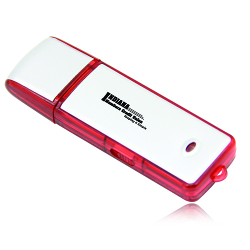 8GB Rectangular Flash Drive Image 6