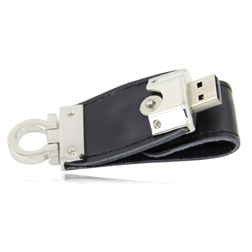 2GB Stylo Leather Flash Drive
