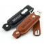 8GB Stylo Leather Flash Drive Image 1
