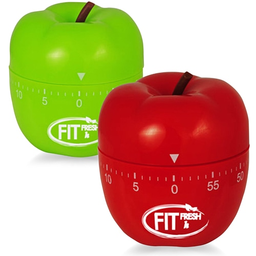 Apple Shaped Kitchen Timer