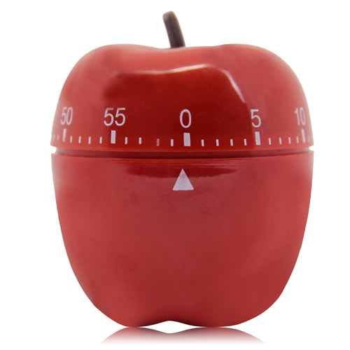 Apple Shaped Kitchen Timer Image 4