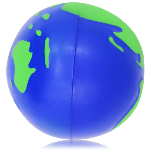 Globe Stress Ball Reliever Image 1
