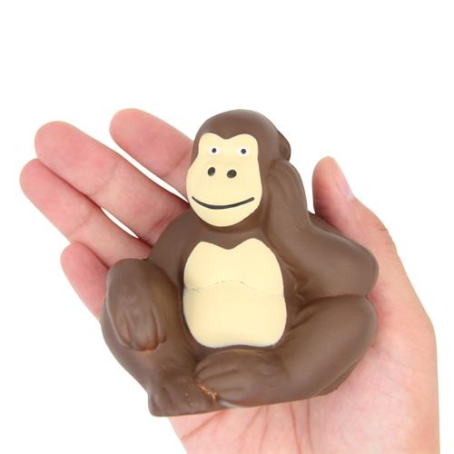 Gorilla Shaped Stress Ball Reliever