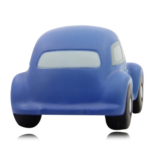 Car Shaped Stress Ball Reliever