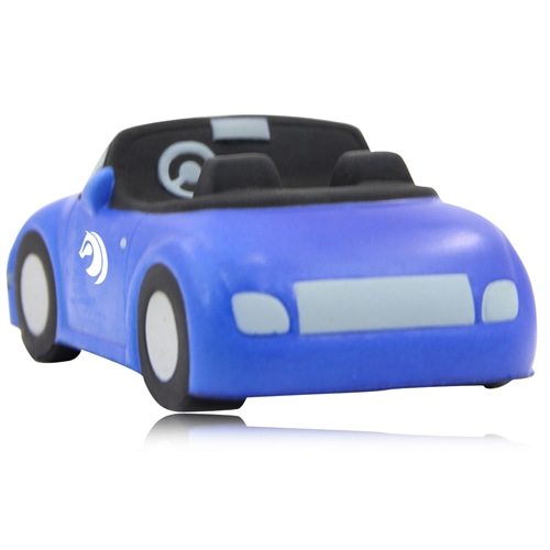 Convertible Car Shaped Stress Reliever