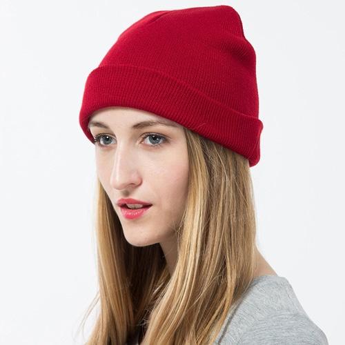 Unisex Comfy Knit Beanie Image 3