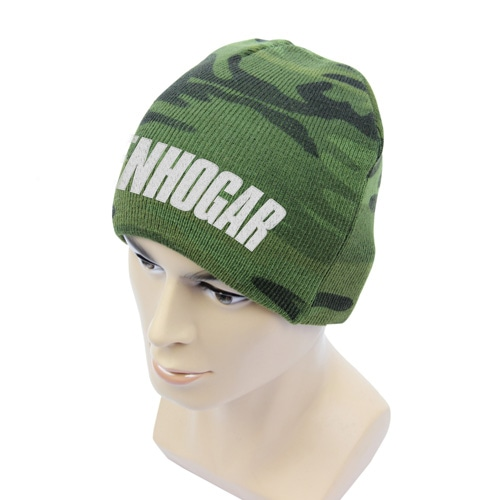 Up Town Camo Beanie Image 3