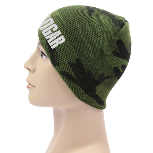 Up Town Camo Beanie Image 6