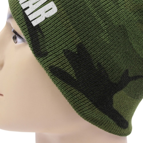 Up Town Camo Beanie Image 7