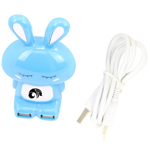 Stand Up Rabbit USB Hub