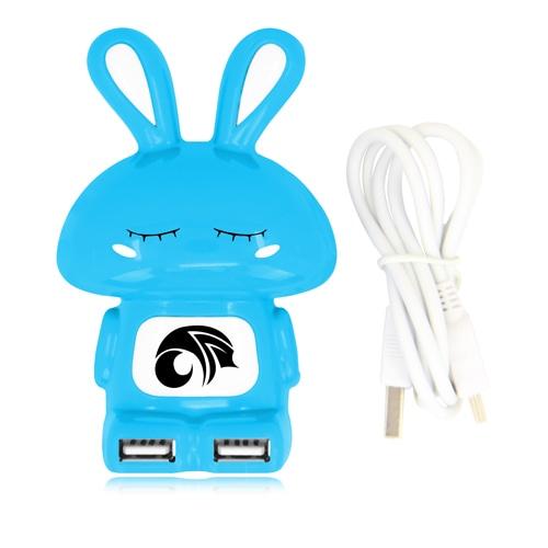 Stand Up Rabbit USB Hub