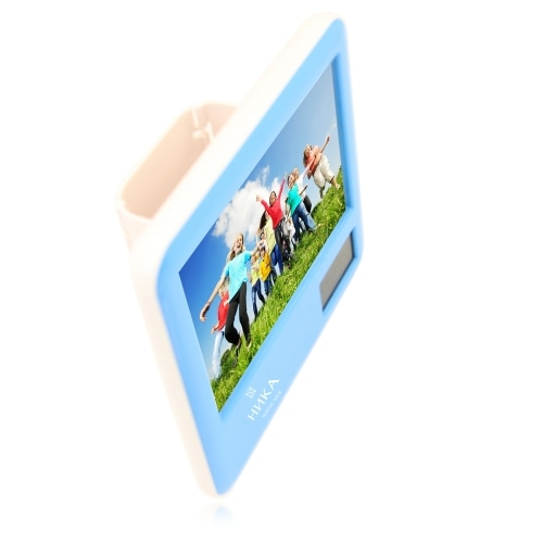 Classy Photo Frame Pen Holder Clock Image 12
