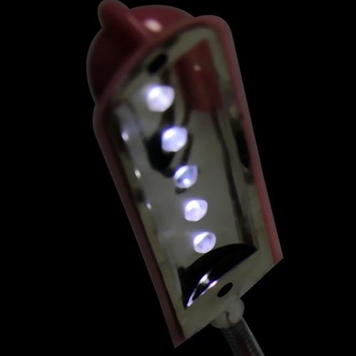 USB Lamp & Fan With Pen Holder