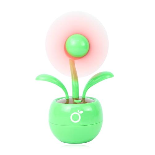 Flower Pot Fan