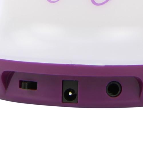 Posh Apple Speaker