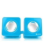 Snazzy Double Speakers