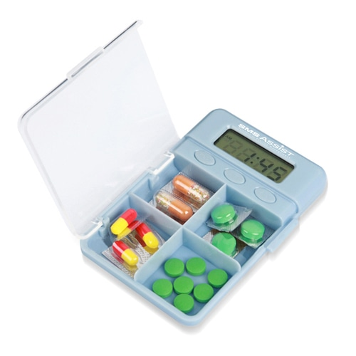 Nimble Digital Pill Box Timer