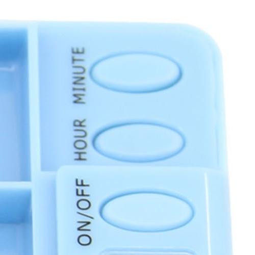 Digital Electronic Timer Pill Box