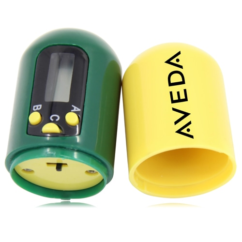 Digital Pill Shape Pill Box