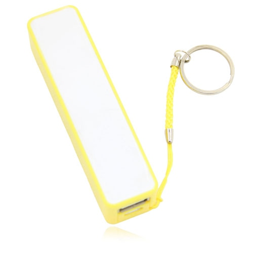 Mobile Power Bank With Keyring