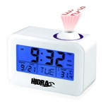 Voice Control Projector Table Clock