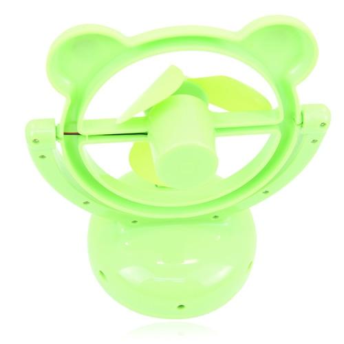 Elegant Frog Eye USB Desk Fan