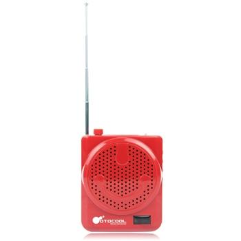 Slim Face Radio Speaker