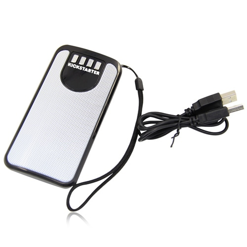 Portable Memory Card FM Radio