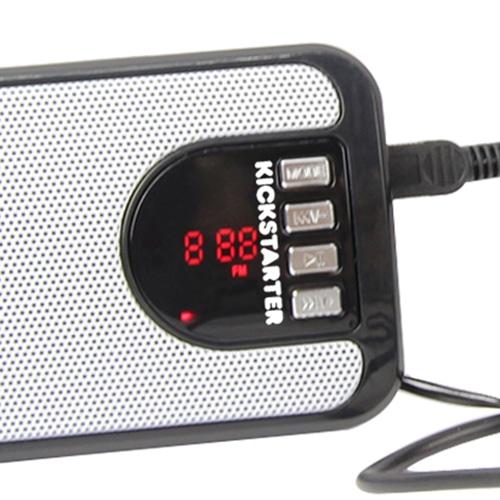 Portable Memory Card FM Radio