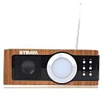 Classic Wooden FM Radio Speaker