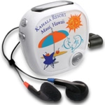 Brill Pedometer Radio