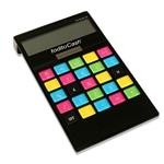 Colourful Button Calculator