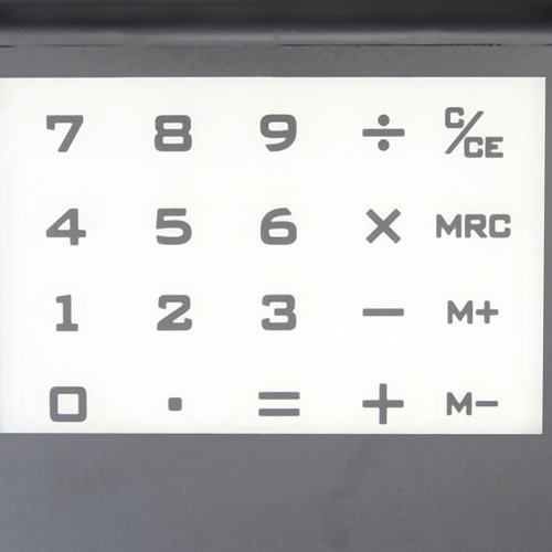 Mouse Pad Calculator Speaker