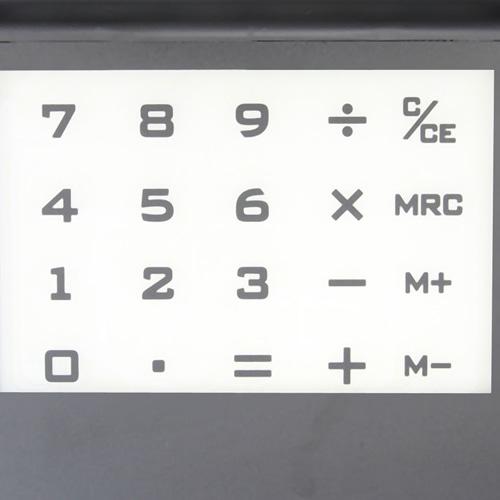 Mouse Pad Calculator Speaker
