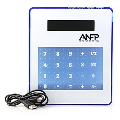 USB Hub Calculator Mouse Pad