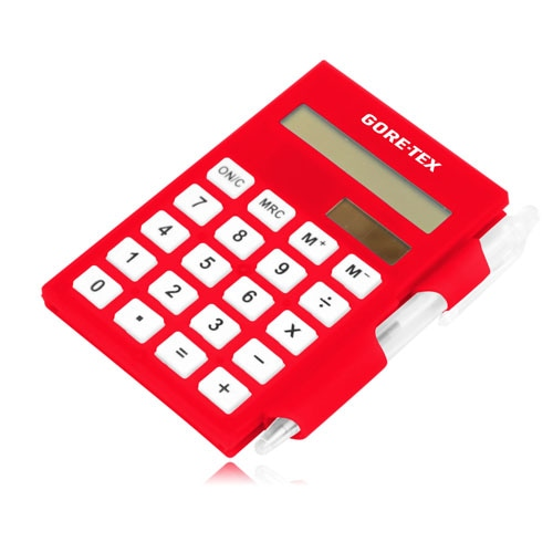 Notepad Calculator With Pen