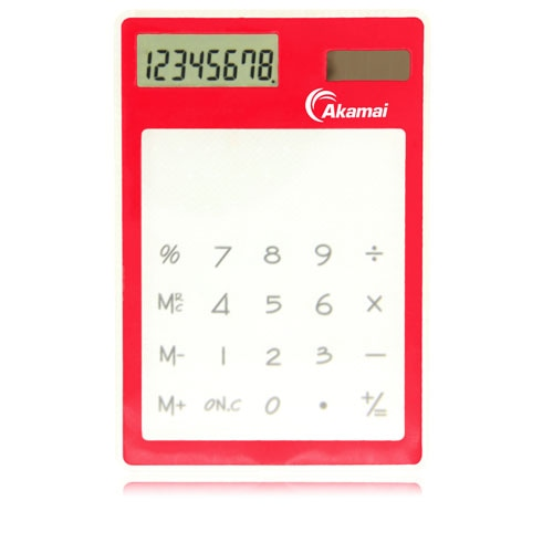 Translucent Solar Calculator