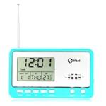 Snazzy Radio Calendar Clock